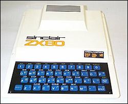 Kuva ZX80:stä